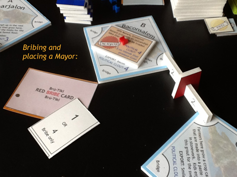 Bribing a Mayor