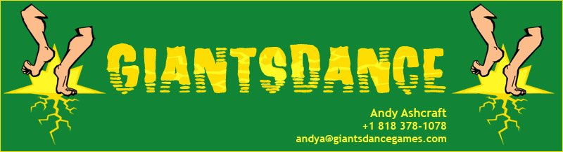 Giantsdance Logo & Contact Info